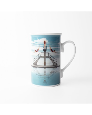Tasse mug plongeoir By The Charmettes